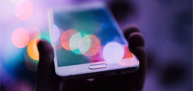 Snapchat-markedsføring-mobil