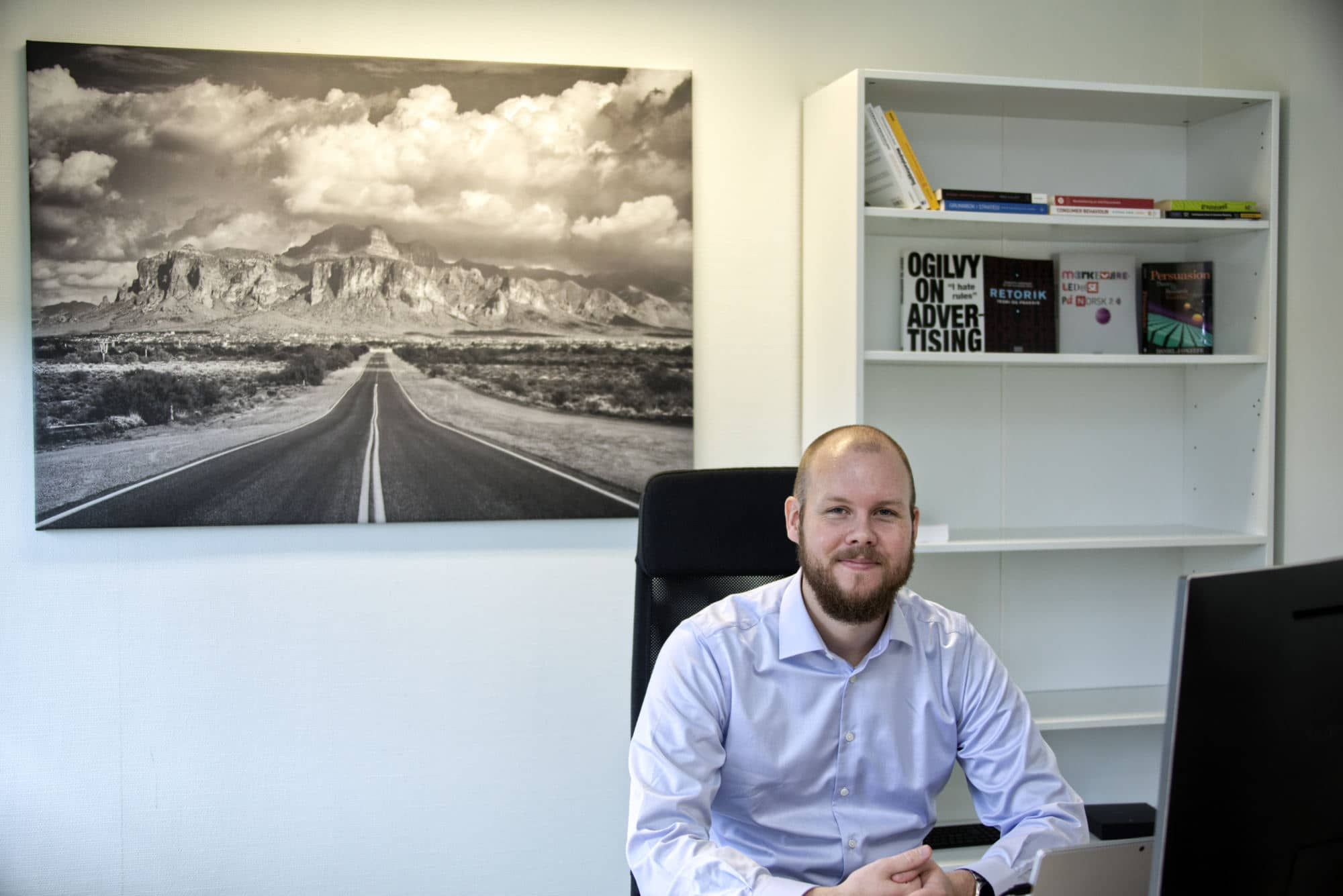 Andreas Nicolai Helmersen kontakt