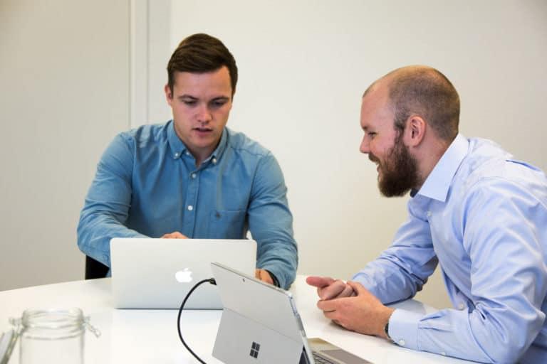 Et digitalt markedsføringsbyrå som bryr seg