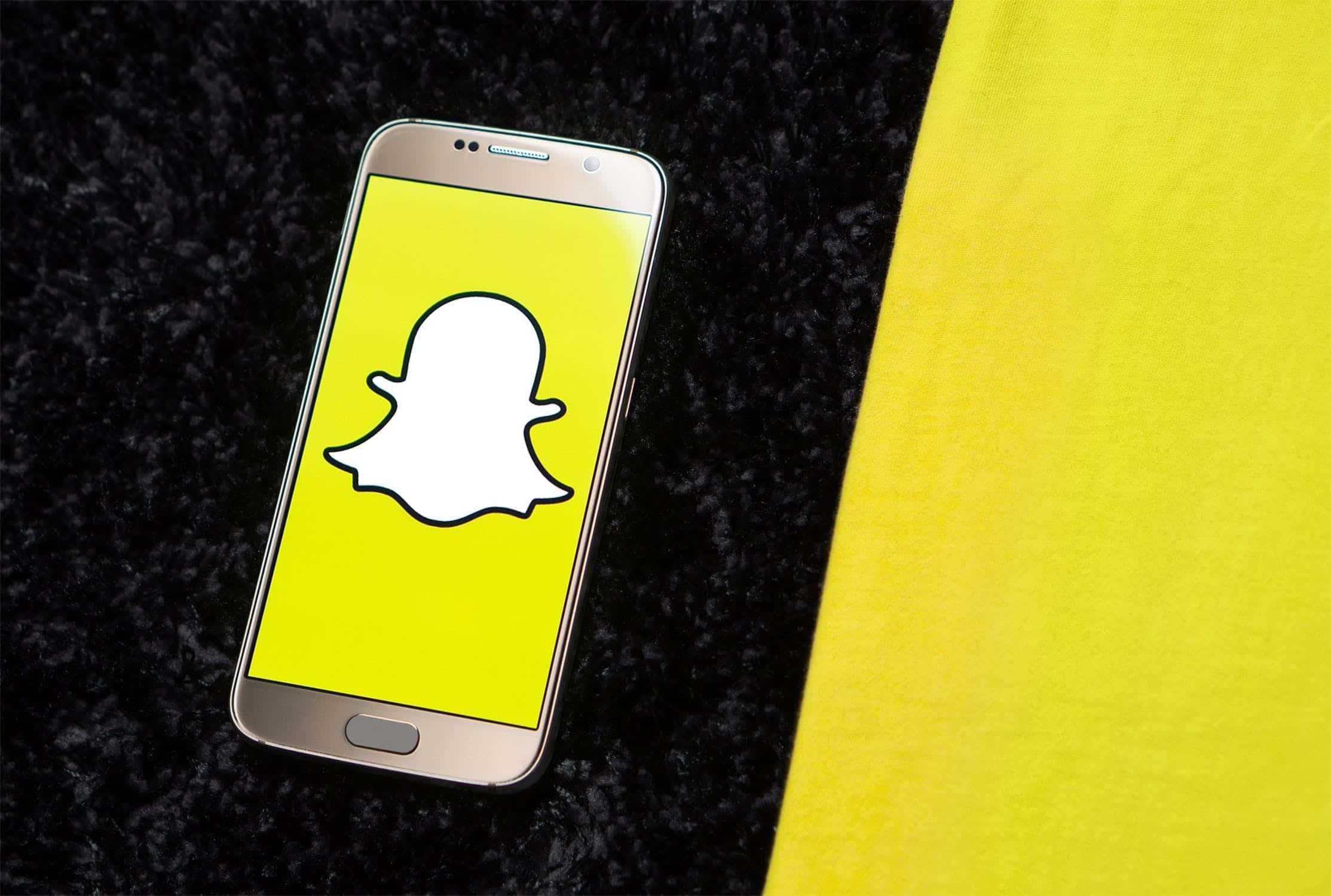 Snapchat markedsføring mobil