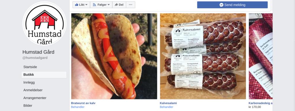facebook marketplace for mindre bedrifter,