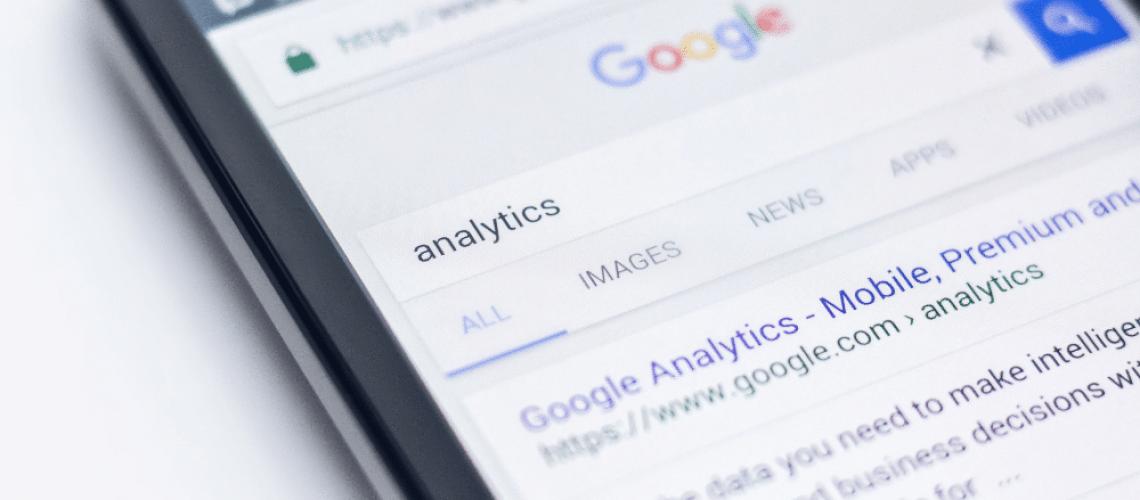 Google Analytics GDPR markedsføring